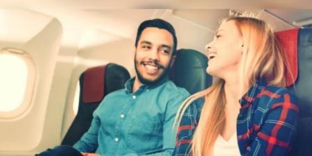 Las personas podrían encontrar al amor de su vida en vuelo, según investigación