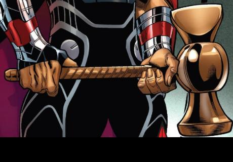 'Avengers Infinity War': Stormbreaker, la historia del nuevo martillo de Thor