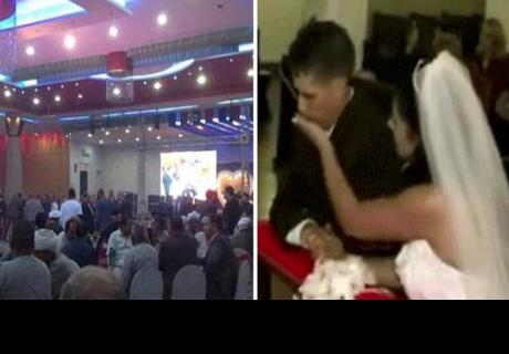 En plena boda el novio le pidió el divorcio a su pareja, la mamá de ella tiene la 'culpa'