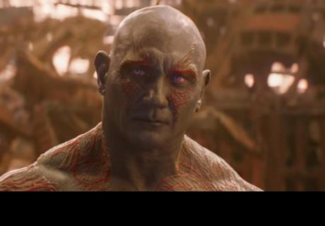 Infinity War: la mejor línea de Drax fue improvisada