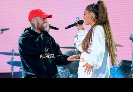 Ariana Grande y Mac Miller terminan su relación