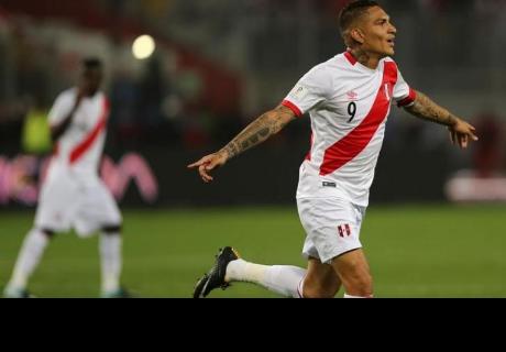 Paolo Guerrero GOLES: Revive los mejores que ha hecho con Perú