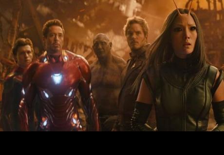 'Avengers: Infinity War': detalle en la cinta de Marvel haría referencia a los 4 Fantásticos