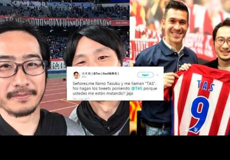 Paolo Guerrero: Usuario japonés 'TAS' pide que dejen de etiquetarlo en Twitter