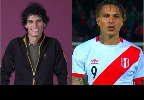 Pedro Suárez Vértiz dedica sentida canción a Paolo Guerrero