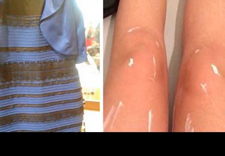 Si el vestido te confundió, estas piernas harán sufrir a todos en la red
