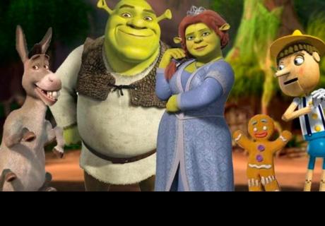 Nadie notó que este personaje de 'Shrek' muere en la primera película