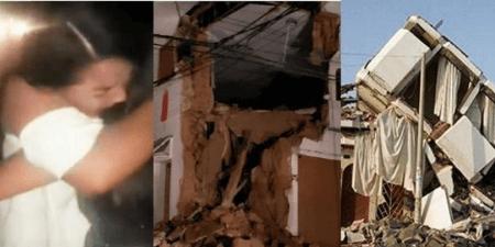 Oremos Por Nuestros Hermanos Peruanos Que Sufrieron Un Terrible Terremoto de 7.5 Grados
