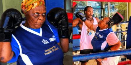 Experimento Social: Abuelas Boxeadoras en Sudáfrica Tienen Vidas Más Sanas [VIDEO]