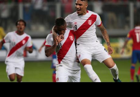 Perú vs Escocia: Jefferson Farfán conversó con Paolo Guerrero y dejó este mensaje