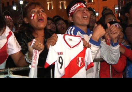 Perú vs Escocia: en estos lugares podrás ver el partido en pantalla gigante