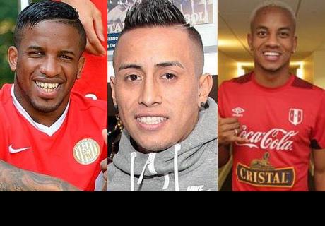 Perú vs Escocia: así celebraron Jefferson Farfán, André Carrillo y Christian Cueva la victoria