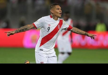 FIFA nominó a Paolo Guerrero como el mejor jugador del fin de semana