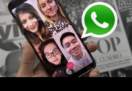 WhatsApp: ya puedes hacer las videollamadas grupales y te enseñamos cómo activarlas