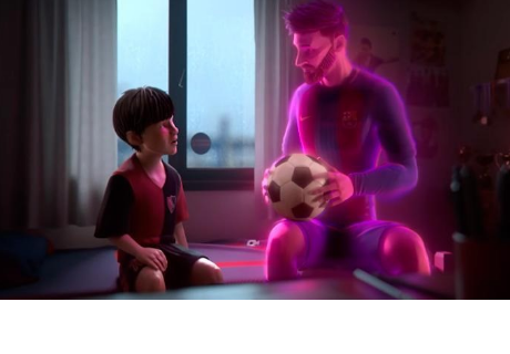 Publican cortometraje sobre trayectoria de Lionel Messi antes de Rusia 2018