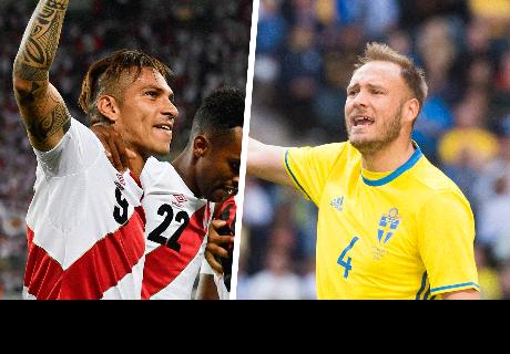 Capitán sueco criticó la habilitación de Paolo Guerrero para el Mundial Rusia 2018