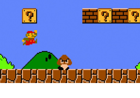 joven termina Super Mario Bros en tiempo récord y como no te lo imaginas