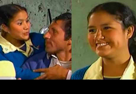 Así luce Mayella LLoclla, la actriz que protagonizó a Dina Paucar hace 14 años