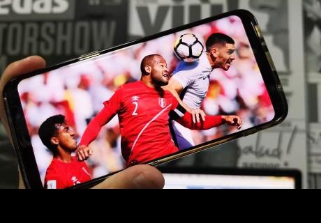 Así puedes ver en vivo el Mundial Rusia 2018 desde tu smartphone de forma legal