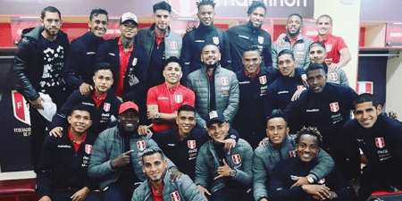 GOLES Partido Perú Venezuela (0-0) - Copa América 2019