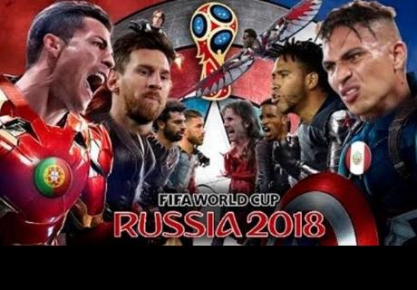 Selección peruana aparece en parodia de 'Avengers: Civil War'