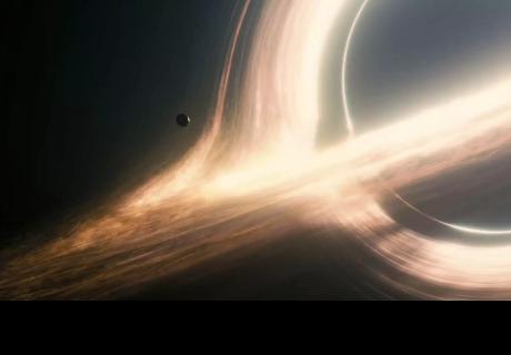 Interstellar muestra el encanto del espacio