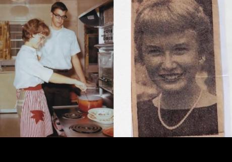 Padre le prohibió casarse, 40 años después descubrió recorte oculto y pasó lo inimaginable