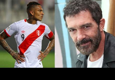 Antonio Banderas manda emotivo mensaje a la selección e hinchas peruanos