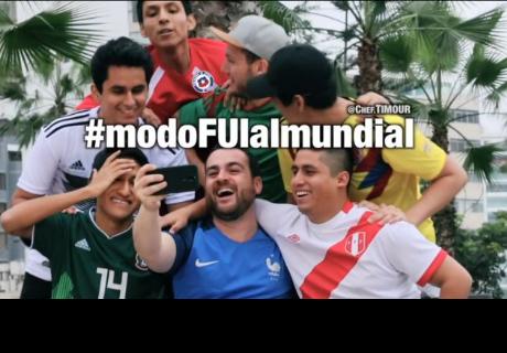 Chef Timour le responde al comercial chileno que se burló de la selección peruana