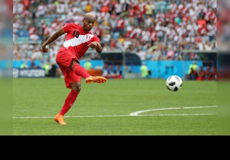 André Carrillo fue entrevistado por FIFA e hizo esta promesa a Perú