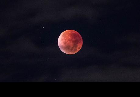 El eclipse lunar que te dejará sin ganas de retroceder