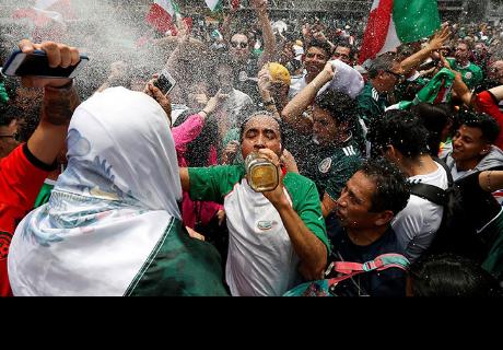 Compañía mexicana le regala cerveza a la embajada de Corea del Sur por la derrota de Alemania