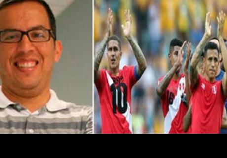Así hubiera narrado Daniel Peredo los goles de Perú en Rusia 2018