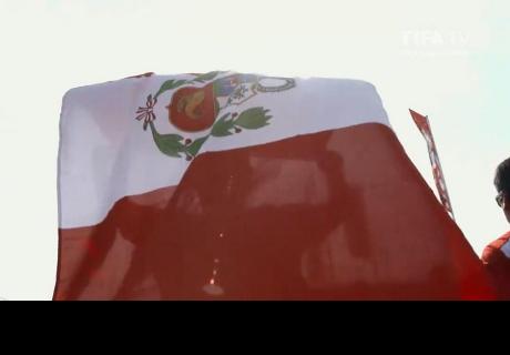 FIFA agradece a hinchas peruanos por su manera de vivir el Mundial 2018