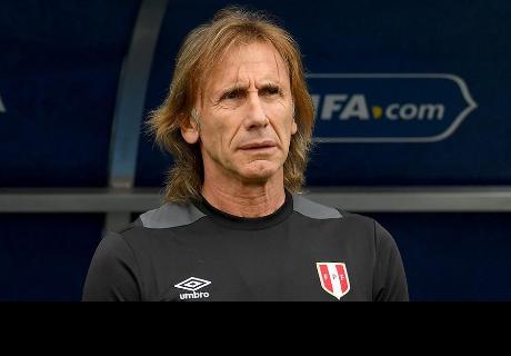 Ricardo Gareca pone estas 2 condiciones para renovar con la Selección Peruana