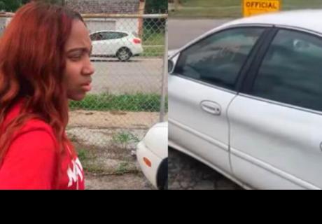 Novio le regala auto a su pareja, pero ella no lo acepta por esta insólita razón