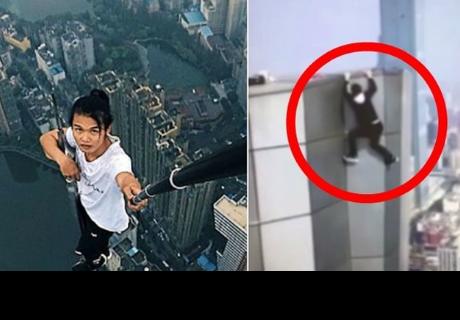 Tres videos de personas que grabaron su propia muerte