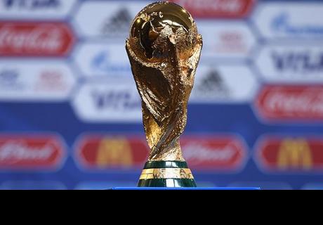 Nuevo estudio revela quien es el favorito del Mundial Rusia 2018