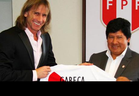 ¿Ricardo Gareca y Edwin Oviedo dieron este primer paso para su renovación?