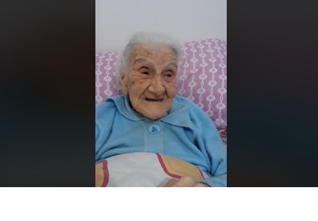 Abuelita vio campeón a Uruguay en 1930, 1950 y espera lo mismo en el Mundial Rusia 2018