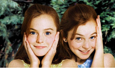 Mira cómo luce la doble de Lindsay Lohan en 'Juego de gemelas' tras 20 años de estreno