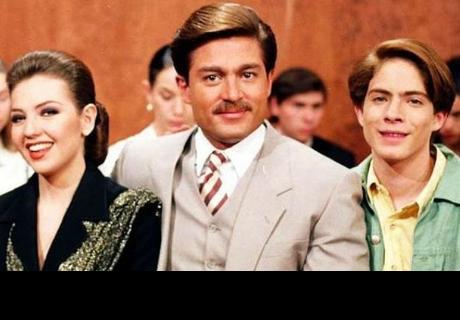 Mira cómo luce 'Nandito' tras 22 años del estreno de María la del Barrio