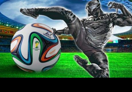 'Pantera Negra': así serían los uniformes de Wakanda si jugaran en el Mundial Rusia 2018