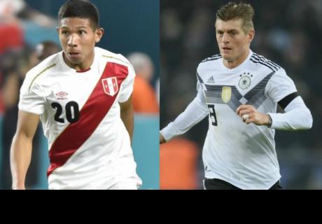 Selección alemana le envía mensaje a Perú previo al amistoso de setiembre