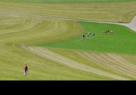 Reino Unido: El calor extremo saca a la luz extraños círculos de una civilización antigua