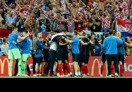 'FIFA 18' no daba 'un peso' por Croacia y la dejó por fuera del videojuego