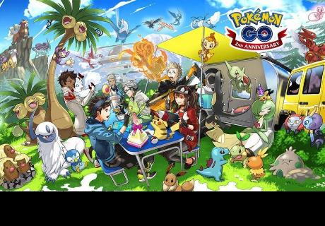 Pokémon GO anuncia la posible llegada de la cuarta generación con esta imagen