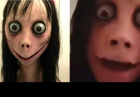 Joven se transforma en 'Momo' y su apariencia causó terror en las redes sociales
