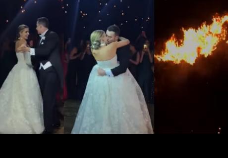 Facebook: Pareja pasó la peor experiencia el día de su boda