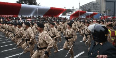 A que hora es la parada militar 2019:  Inicia a las 10 AM [Detalle COMPLETO]
